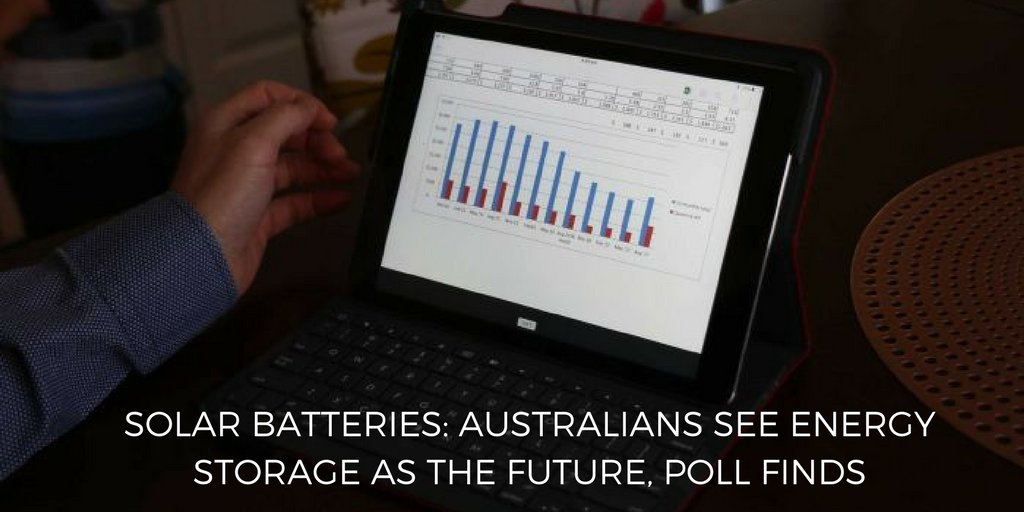 Household #solar storage batteries are becoming increasingly popular - discover why here  http:// ow.ly/lnsd30fkOoo  &nbsp;  <br>http://pic.twitter.com/MQaTjmOabW