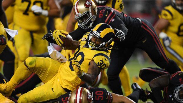 Em jogo agitado e emocionante, Rams vencem e deixam 49ers com três derrotas. Leia aqui: https://t.co/C1AJgqr3RH