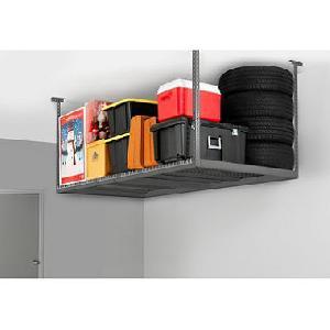 Performance Series VersaRac 4&#39; x 8&#39; Adjustable Ceiling #Storage #Rack - Gray or ... $99.98  http:// dealhatcher.com/deal/7028/perf ormance-series-versarac-4-x-8-adjustable-ceiling-storage-rack-gray-or-white &nbsp; … <br>http://pic.twitter.com/tnLADKHO6U