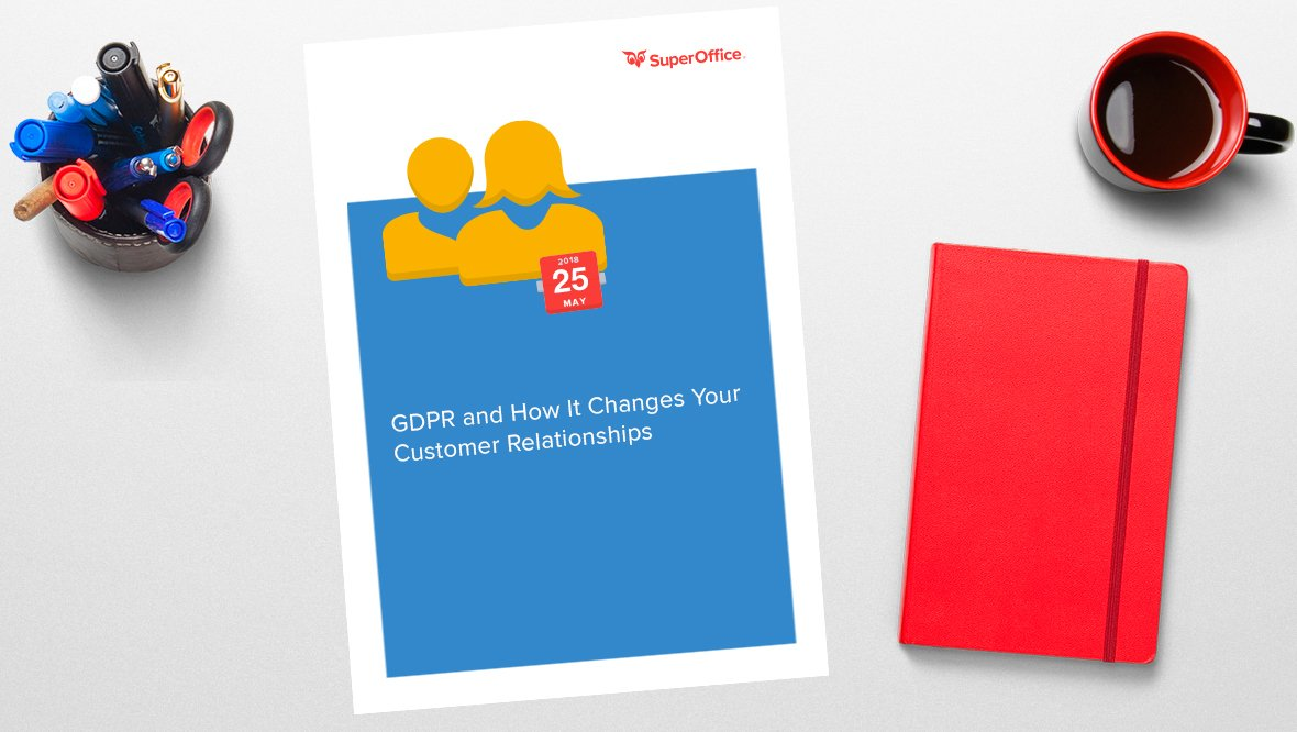 [WhitePaper] GDPR and How It Changes Your Customer Relationships #GDPR #CRM #Marketing #Sales  https:// goo.gl/rtVRxT  &nbsp;  <br>http://pic.twitter.com/crqr2F6bPg