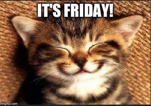 #FridayFeeling #friyay #TGIF https://t.c...