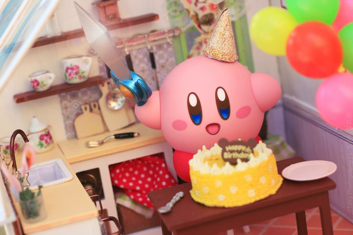 lexy on twitter happy birthday to me kirby is all about the