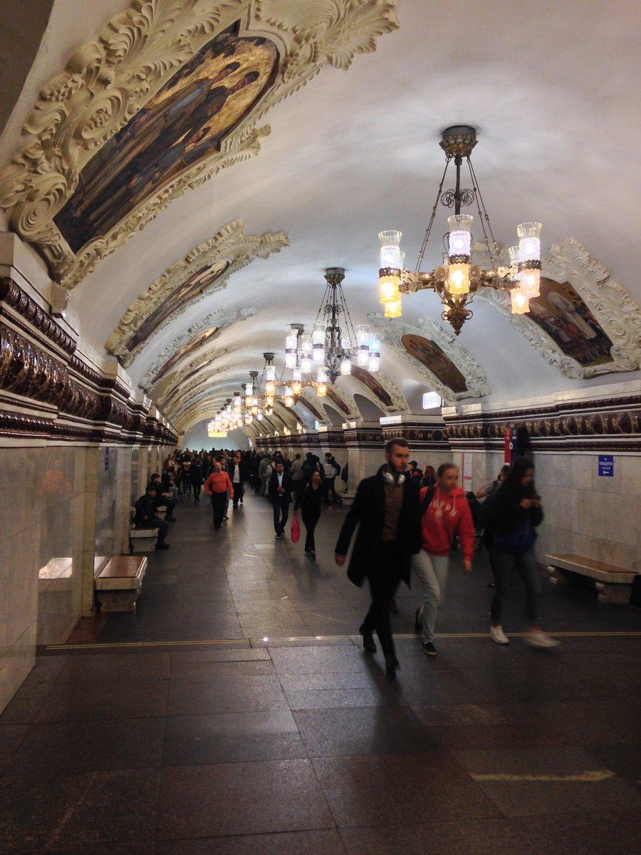 Petersburg metro haritası
