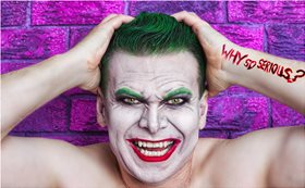 The Joker is back and better than ever! Actor @DuncaSinclair #moviestarplanet #moviestar #actor #TheJoker #cannes2017 #brisbaneactor #films<br>http://pic.twitter.com/5w4SWPlr5G