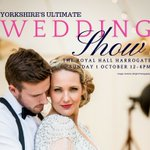Looking to exhibit at #Yorkshire's Ultimate Wedding Show in #Harrogate, get in touch. #chaircovers #menswear #sweetcart #favours #catering