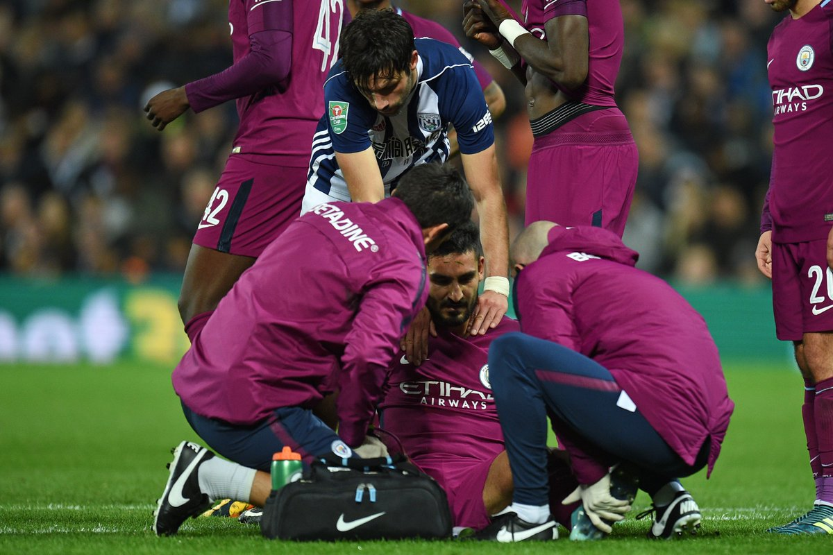 There&#39;s some good news for Ilkay Gundogan after his latest injury setback.  Here&#39;s the latest:  http:// bbc.in/2xmkXvu  &nbsp;   #MCFC <br>http://pic.twitter.com/i0EBJkeWOQ