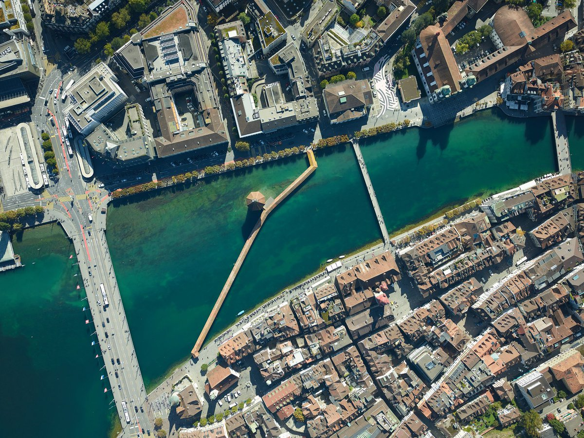Stunning aerials made with a stunning camera! @PhaseOnePhoto #Lucerne #Switzerland #Helicopter #Mapping #AR #VR #nofilter #GEOTrend<br>http://pic.twitter.com/oaGIEKV7ni