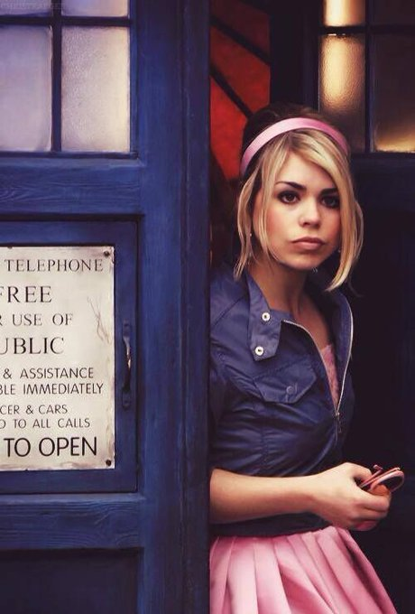 Happy birthday to our beautiful Billie Piper, we love you