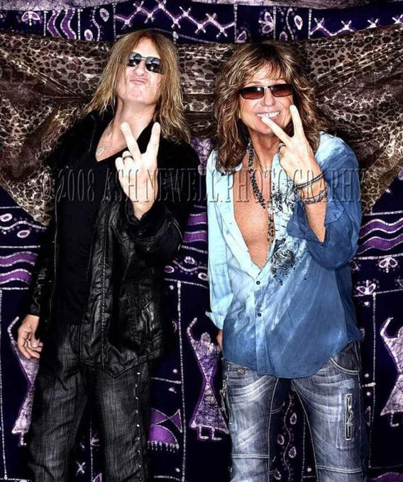 Happy birthday to you David Coverdale