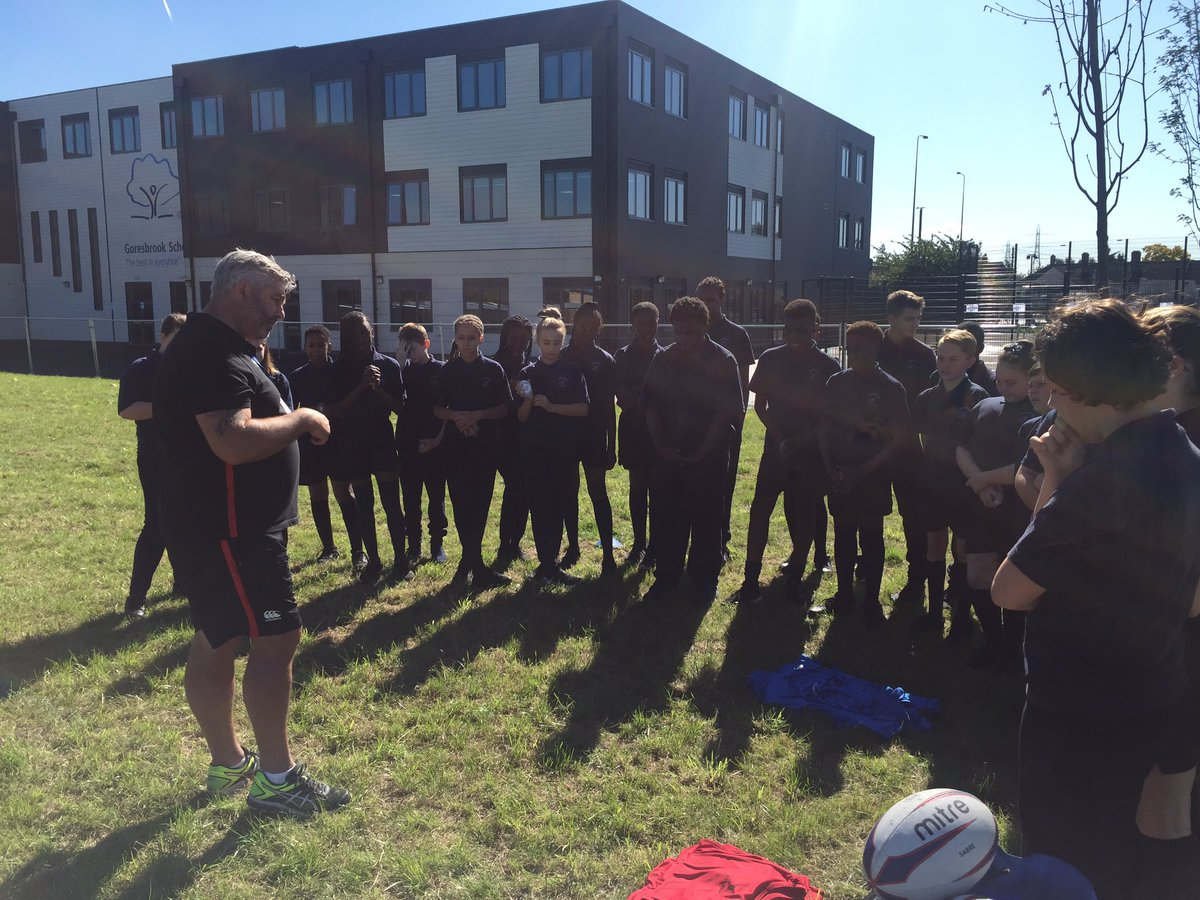 Thanks @RFUEssexTeam for another engaging and fun rugby session! #growth #rugby #schoolsport<br>http://pic.twitter.com/UvGxN52gBA