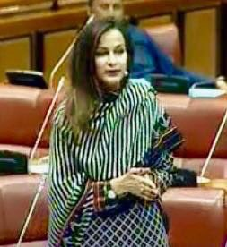 &quot;A 17 yr Christian boy was lynched in a classroom for drinking water from the same cup as a Muslim&quot; Sen @sherryrehman #SharoonMasih #Senate <br>http://pic.twitter.com/VjduW77qs2