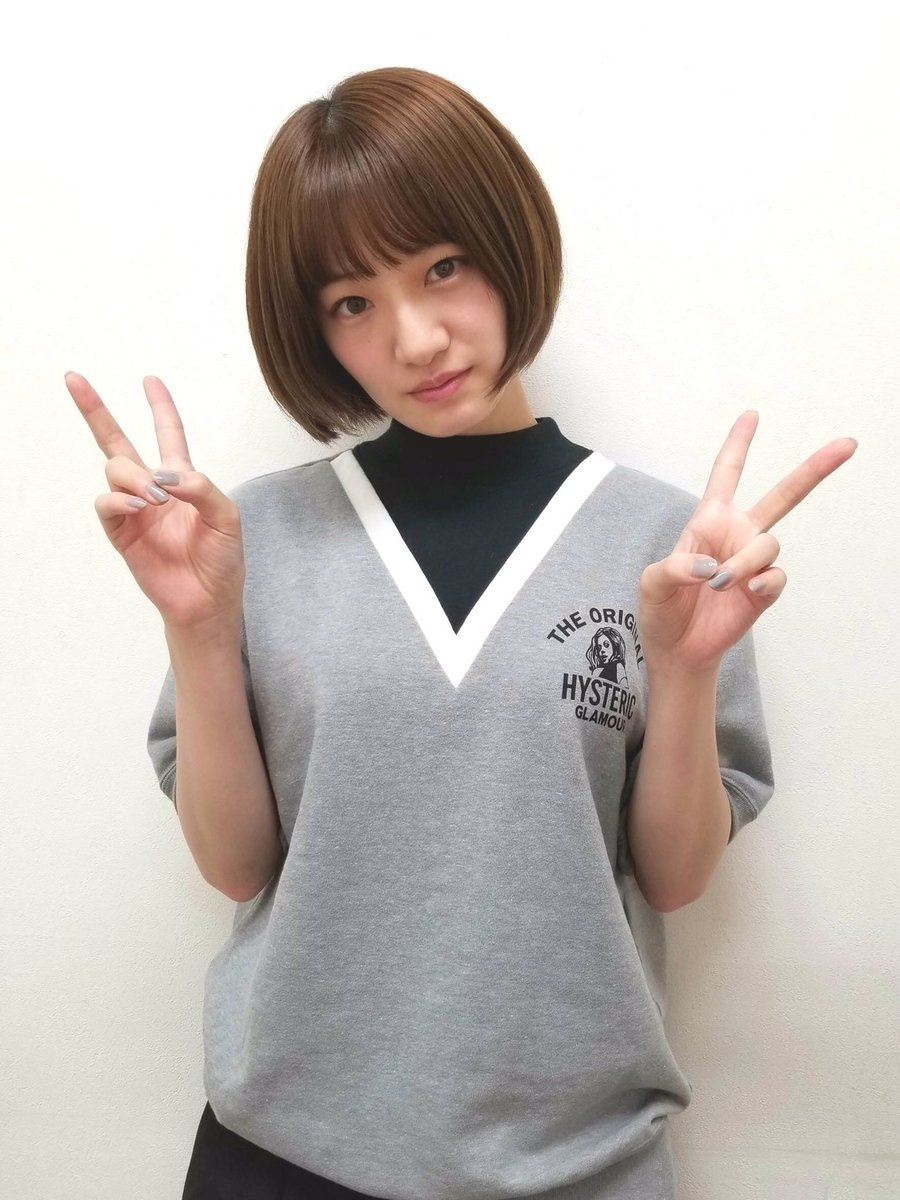 中田花奈の私服画像