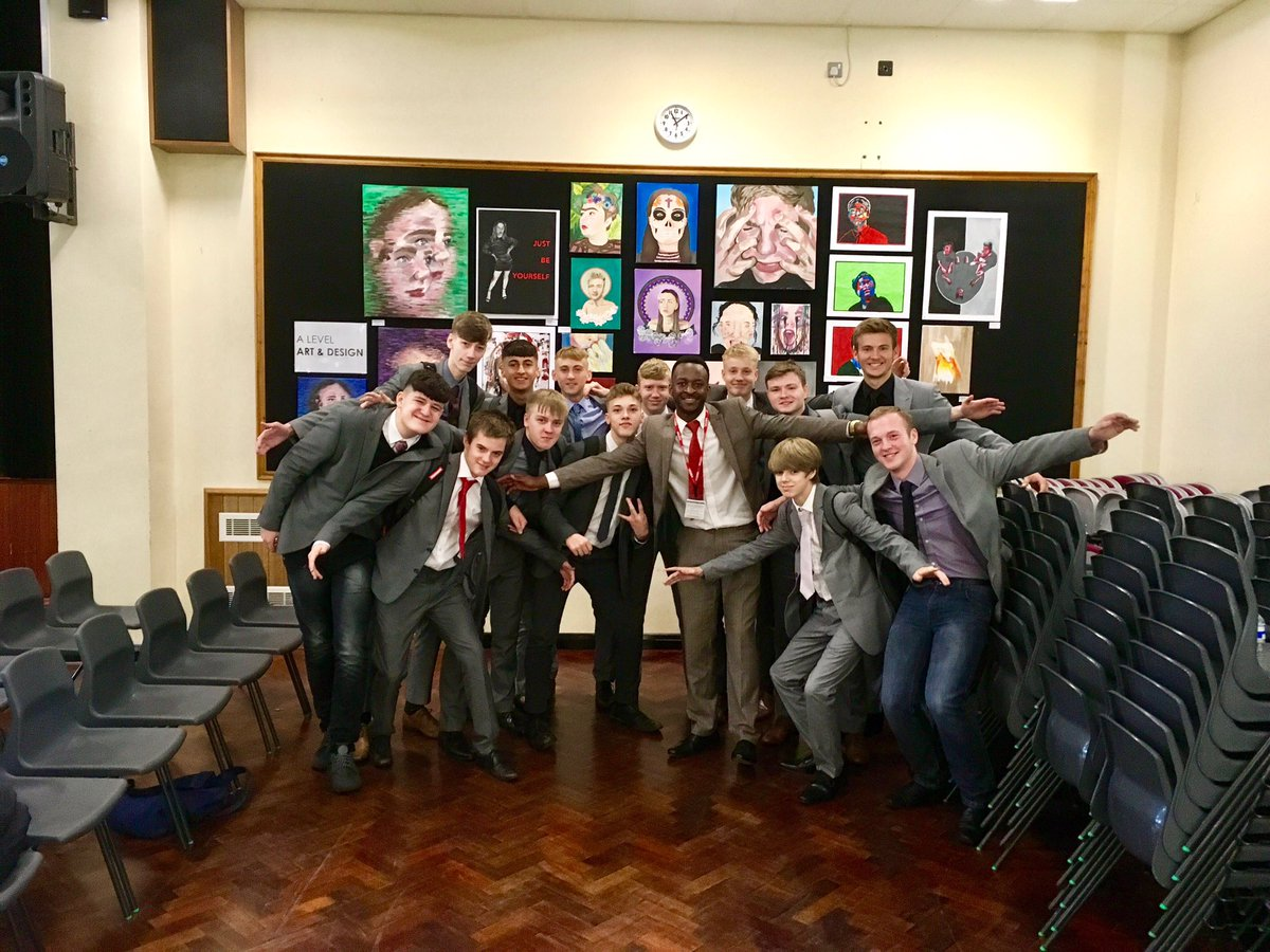 Students at Crompton House School felt inspired this morning from @ericbishyika story #mindSET #getSET #SEToff #schools #education #inspired<br>http://pic.twitter.com/USxsukkLpo