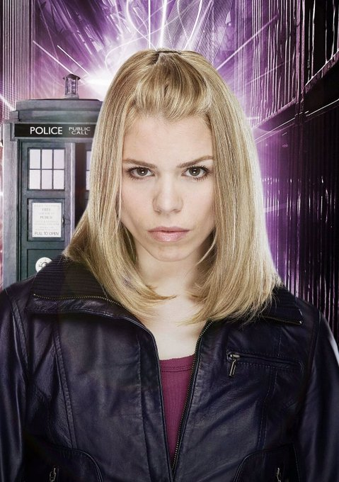 Happy Birthday to Billie Piper the first companion of newwho  (Rose Tyler)