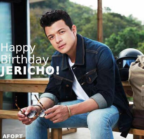 Happy birthday to the Asian Drama King From your African Fans of Philippine Teleseryes!