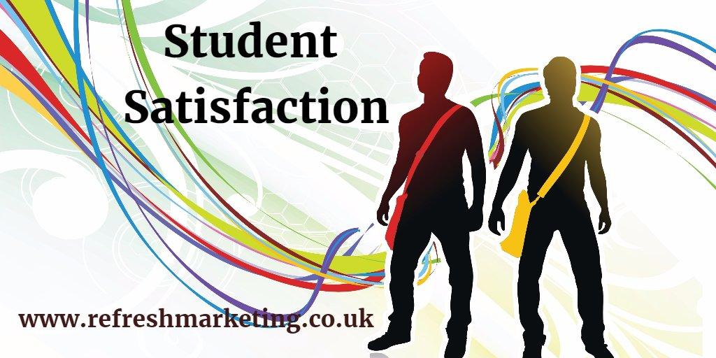 How can Marketing improve Student Satisfaction?  http:// bit.ly/2dCXJKQ  &nbsp;   #highered #loveHE <br>http://pic.twitter.com/6gn826Gjzw