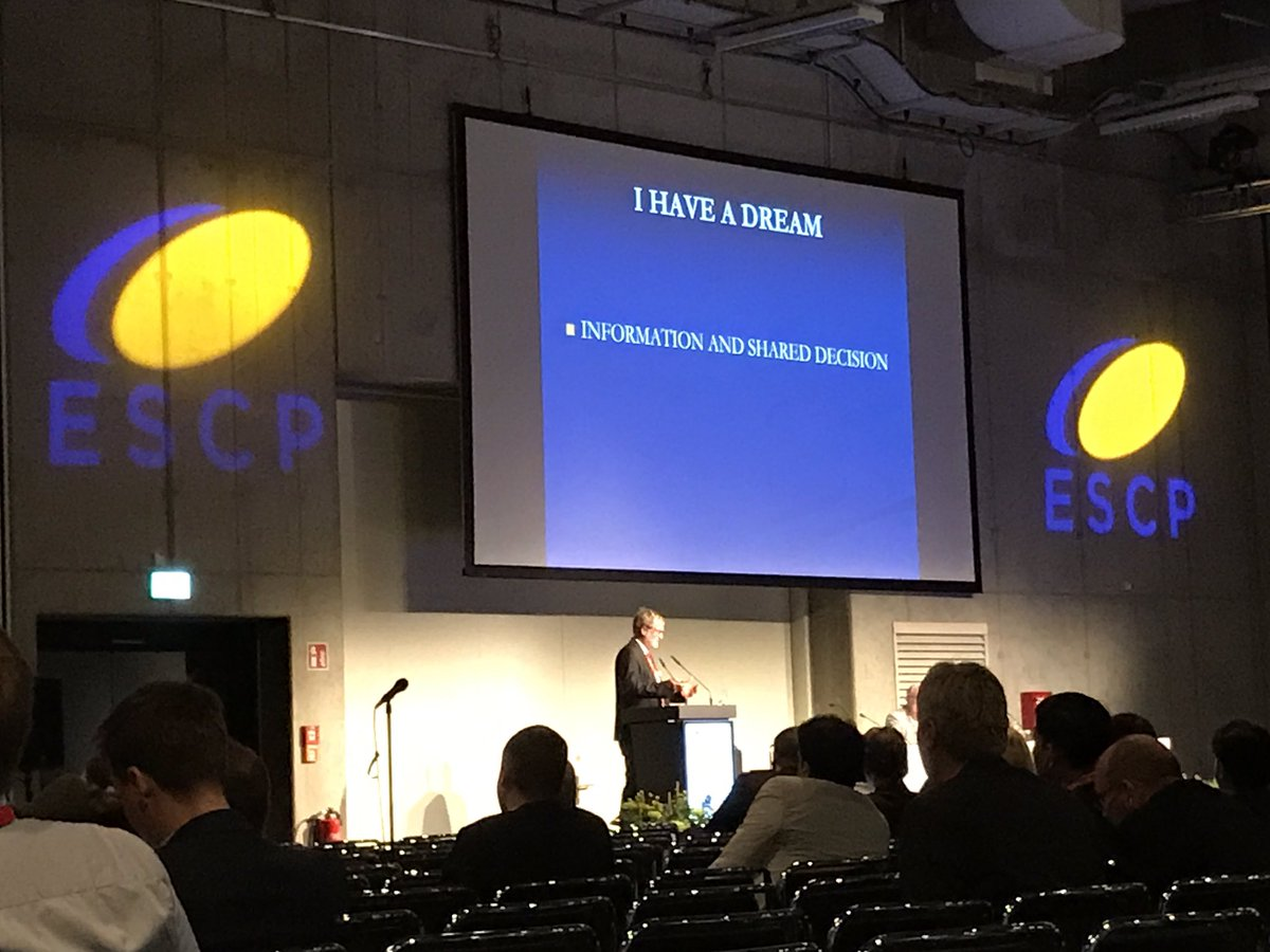 Brilliant keynote on LARS from Soren Laurberg - he has a dream! #colorectalsurgery #Escp2017<br>http://pic.twitter.com/UbwR5b6wXS