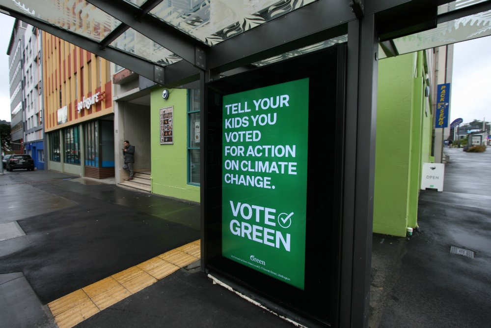 For all the Voters tomorrow. #LoveNZ #PartyVoteGreen #Decision17 #nzpo...