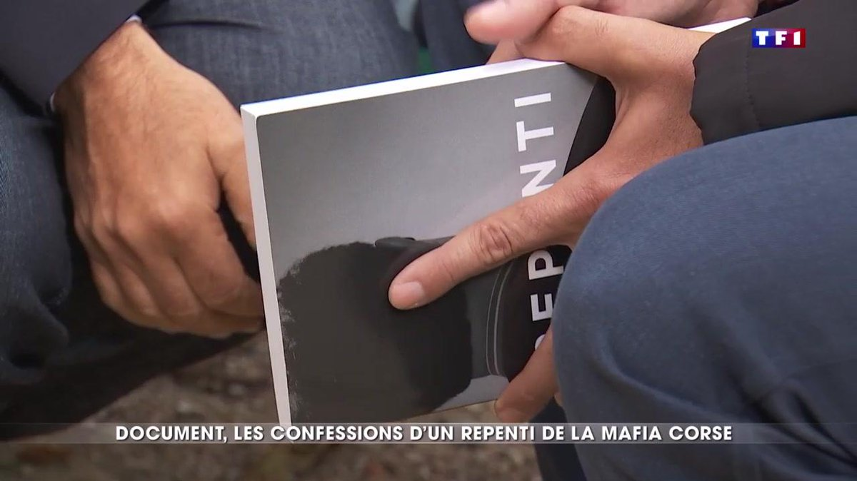 DOCUMENT TF1.   Un repenti de la mafia corse, se confie  👉 https://t.co/sXkeUgl2Rc