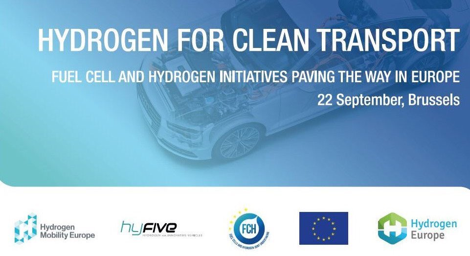 #hydrogen in the spotlight today during #cleantransport17. The #future of  #zeroemission transport goes through #hydrogen <br>http://pic.twitter.com/EpVkw3nzqz