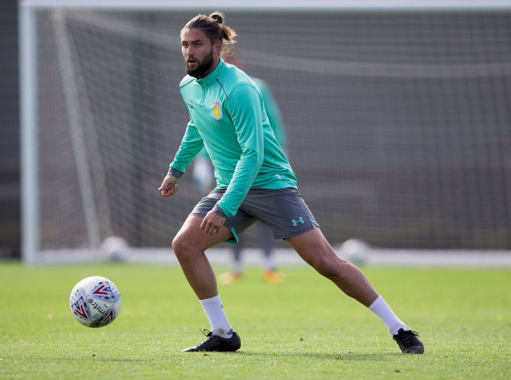 Lansbury will miss saturdays fixture against his former team @NFFC due to the injury picked up midweek against Boro #avfc <br>http://pic.twitter.com/ap5M0CaX69