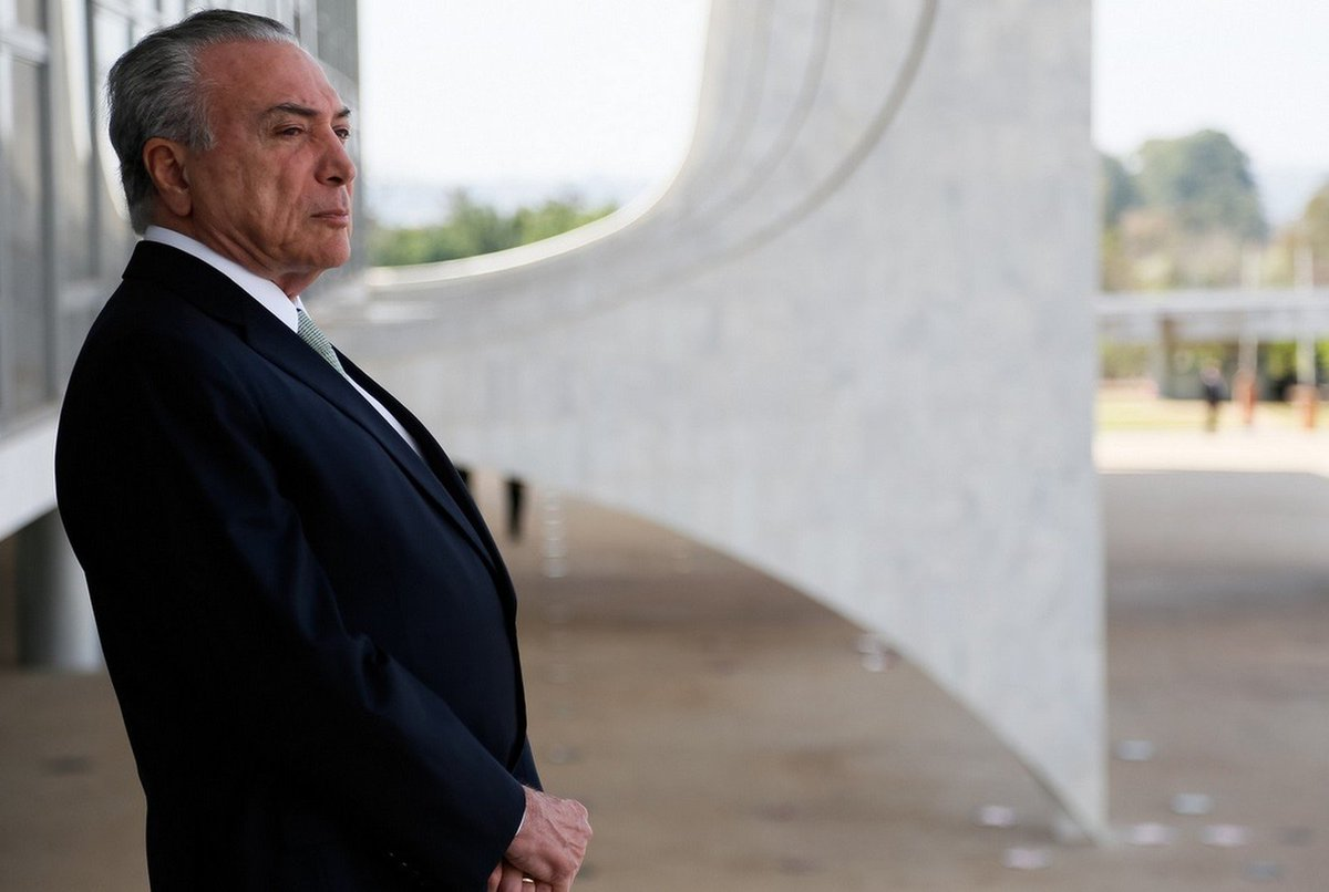 Câmara recebe nova denúncia da PGR contra Temer; presidente será notificado https://t.co/7eIfDEQl7t #politicaG1