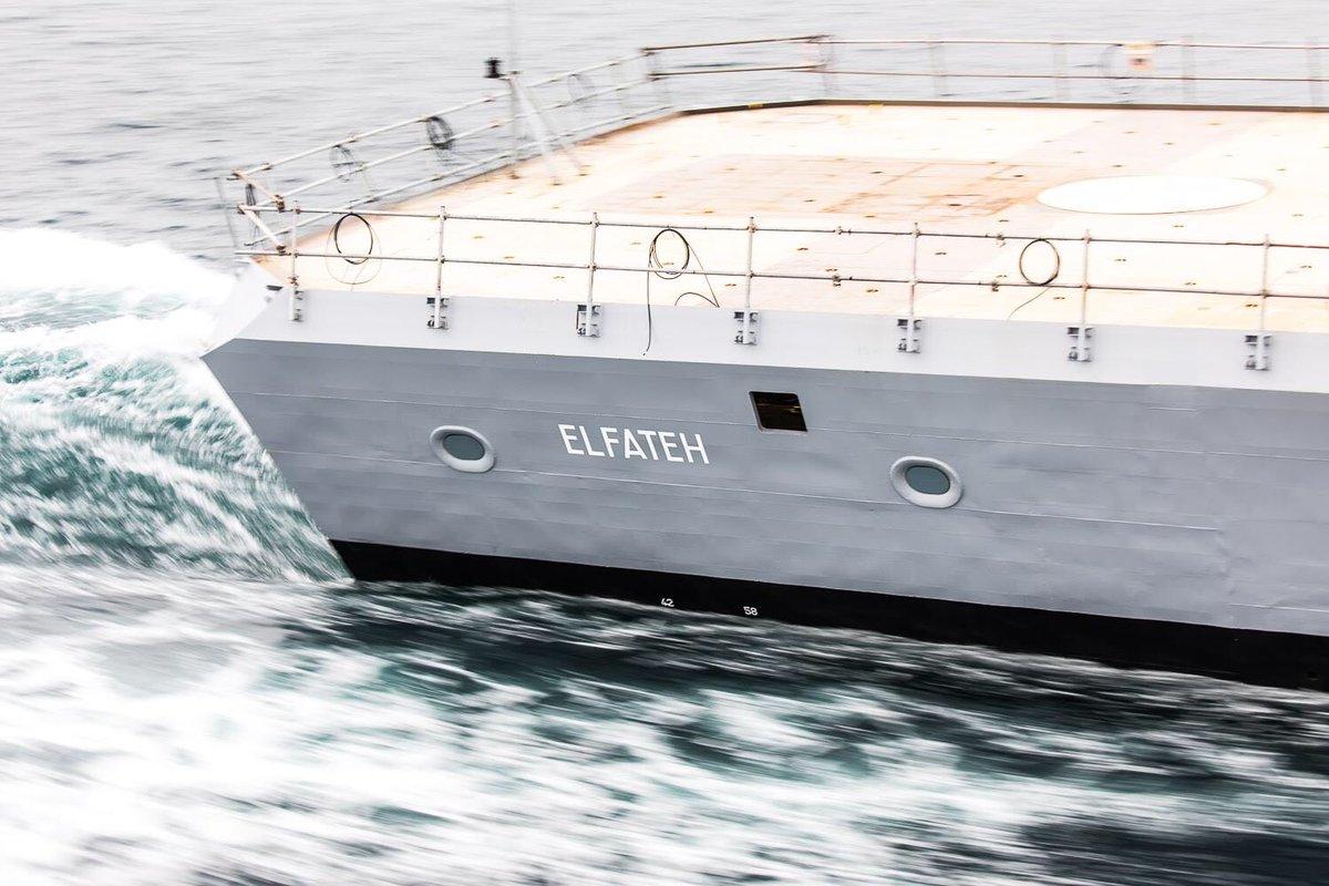 كورفيتات Gowind 2500 لصالح البحرية المصرية  DKUTRD_XkAA9WMq?format=jpg
