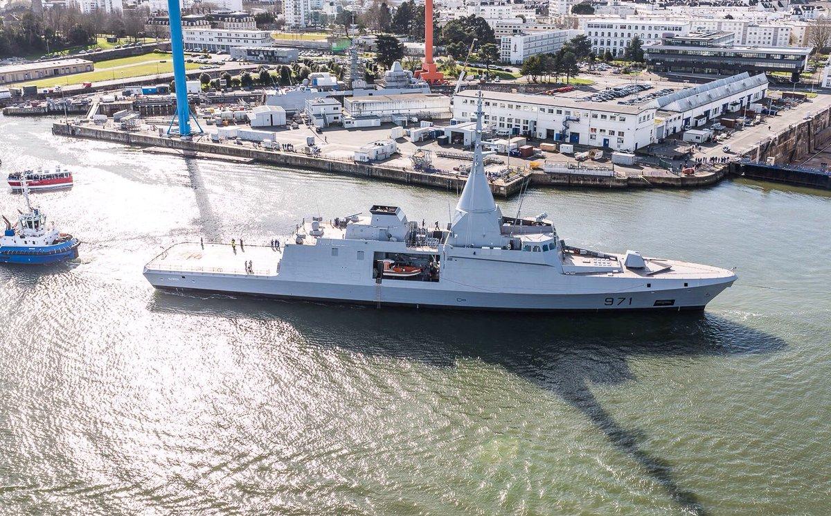 كورفيتات Gowind 2500 لصالح البحرية المصرية  DKUTvsSWkAA8NGG?format=jpg