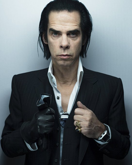 Nick Cave turns 60 today. Happy birthday to one of the biggest icons in rock history!