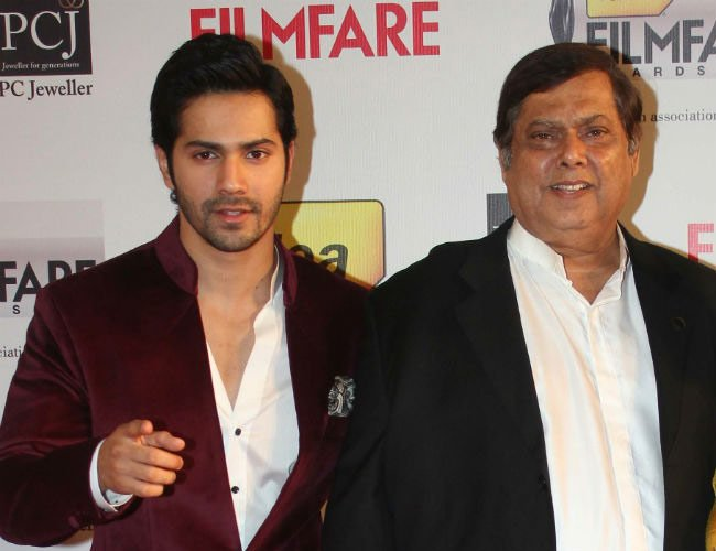 Exclusive: I am aware of how popular @Varun_dvn is, says daddy #DavidDhawan.   http://www. deccanchronicle.com/entertainment/ bollywood/220917/david-dhawan-wants-to-direct-more-comic-capers.html &nbsp; … <br>http://pic.twitter.com/yNMMitnPGa