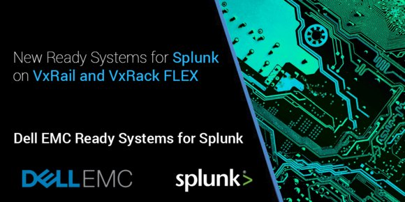 Announcing Ready Systems for #Splunk on VxRail and VxRack FLEX. Check out the press release! #Iwork4Dell   http:// bit.ly/2hlAMLp  &nbsp;  <br>http://pic.twitter.com/NtYvwYSPMA