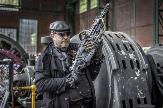 https://t.co/X7tgfcFPgy #festival #steampunk #Luxembourg #culture #differdange #convention ce #weekend