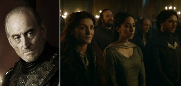 David Plantinga On Twitter Tywin Lannister The Red Wedding And Suleiman Magnificent Https T Co Ducojji6cr Redwedding Roxelana