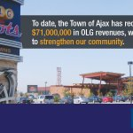 Thank you @OLGtoday @AjaxDowns for over a decade of building community& strengthening our neighbourhoods https://t.co/Svh3rvRU0H #allforhere
