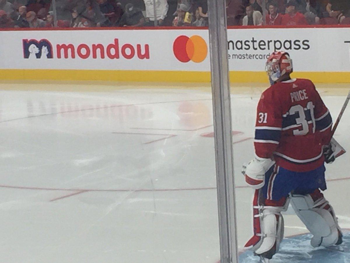 Mondou aime les @CanadiensMTL ! Début d'un partenariat comme expert en bien-être animal pour le Club de #hockey et ses partisans #GoHabsGo https://t.co/JRW01Ny8oZ