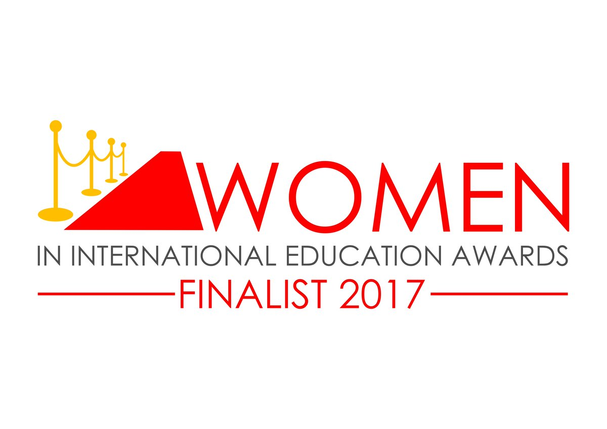 Humbled to be nominated as a finalist for Inspirational Woman in #intled for @lead5050 awards.  Easy to inspire when you love what you do <br>http://pic.twitter.com/QPjvcAQHH6