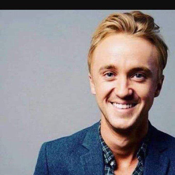 Happy Birthday Draco Malfoy/Tom Felton!!! Ur one of my Favorite Characters In HP!!!