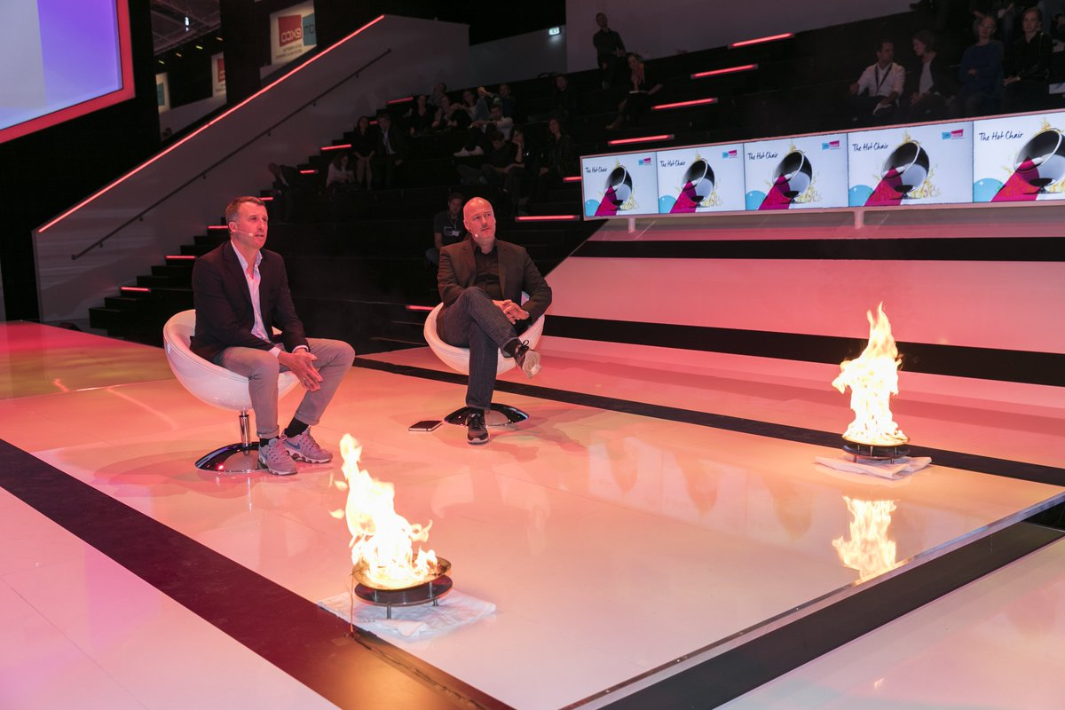 Looking for some impressions of #dmexco2017 sessions? Check available...