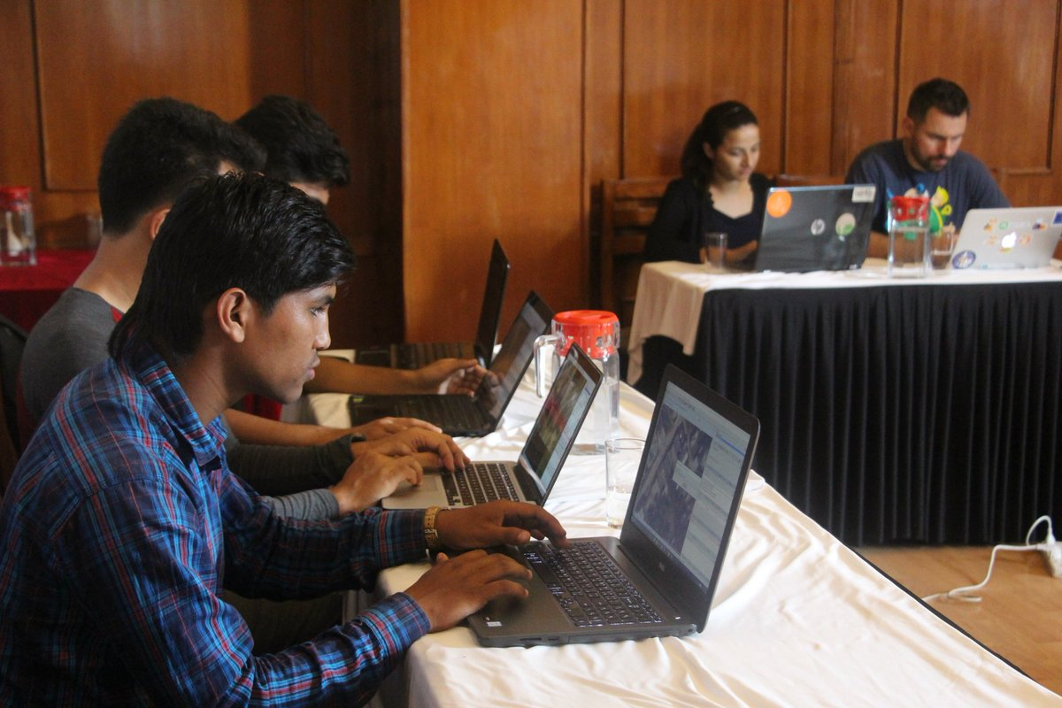 Kathmandu Living Labs on Twitter: