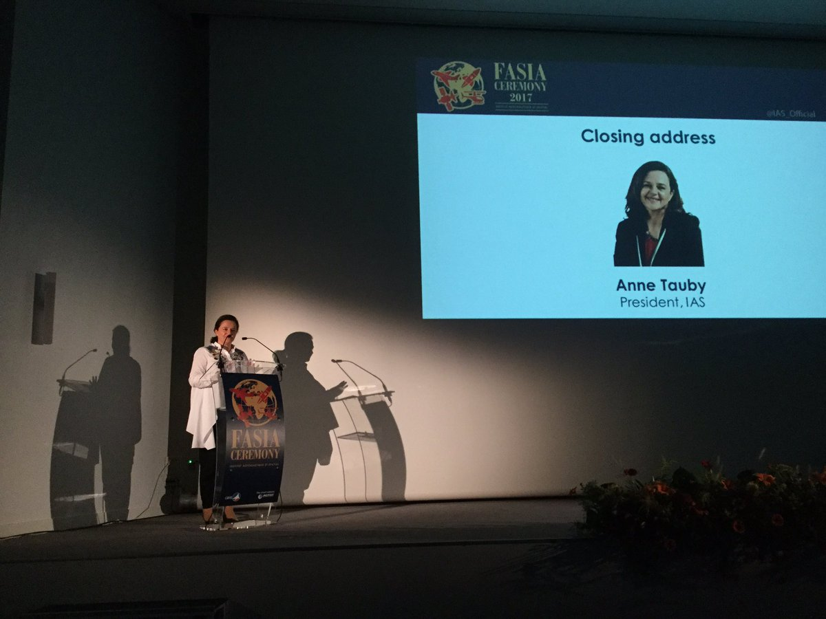 Closing address by Anne Tauby #IAS president @IAS_Official #FASIA Graduation Ceremony @ToulouseBS<br>http://pic.twitter.com/17mcgqcJJ6