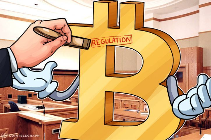 #Bitcoin needs #regulation, POV @BartChilton  #blockchain #fintech #defstar5 #makeyourownlane #Mpgvip  https:// cointelegraph.com/news/former-us -futures-commission-chair-says-regulation-solves-bitcoin-volatility-cnbc &nbsp; …  @Cointelegraph<br>http://pic.twitter.com/d9guPUDZmh