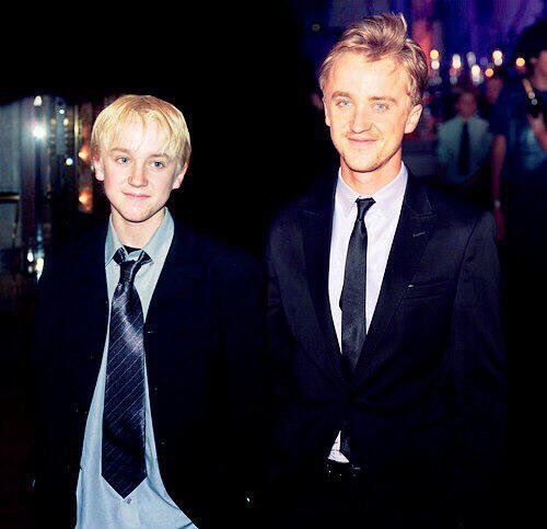 Happy Birthday Tom Felton who perfectly portrayed Draco Malfoy in the Harry Potter films