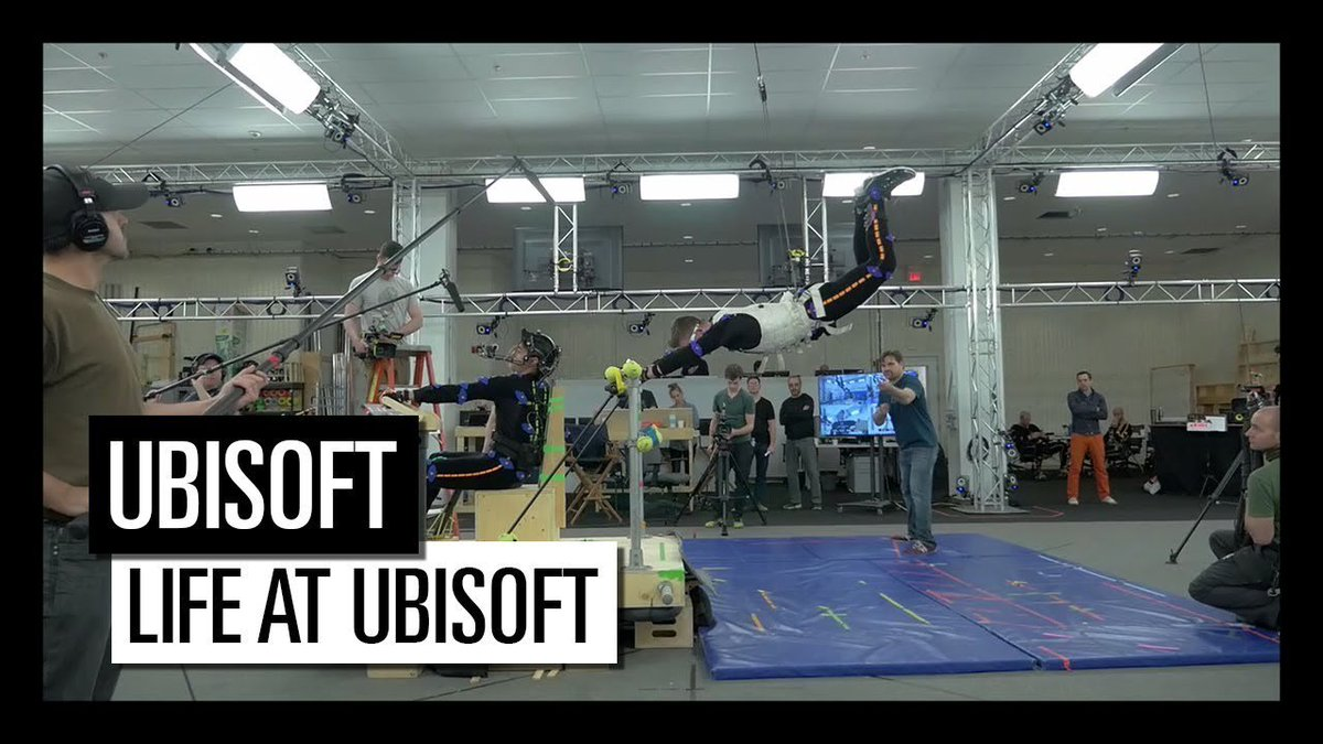 🌍 Check out our teams around the world celebrating life at Ubisoft! #W...