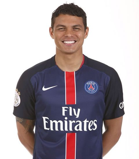 Happy Birthday Thiago Silva