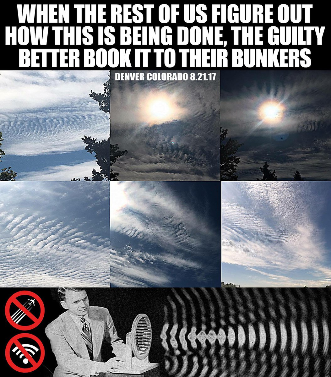 #frequency #HAARP #GWEN #TowerofTerror  The power of frequency. Anything can be destroyed as well as cured. Why use them for destruction..<br>http://pic.twitter.com/QhPh58j4O9