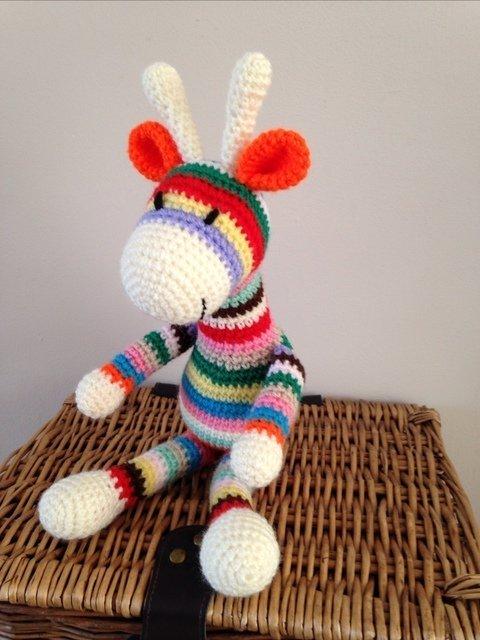 #handmade to order! Colourful #giraffe  #FlockBN #eshopsuk #TWDA #UKSOPRO #mummybloggers #giftideas   http:// crwd.fr/2xphH4c  &nbsp;  <br>http://pic.twitter.com/5Ihhl6jk1Z