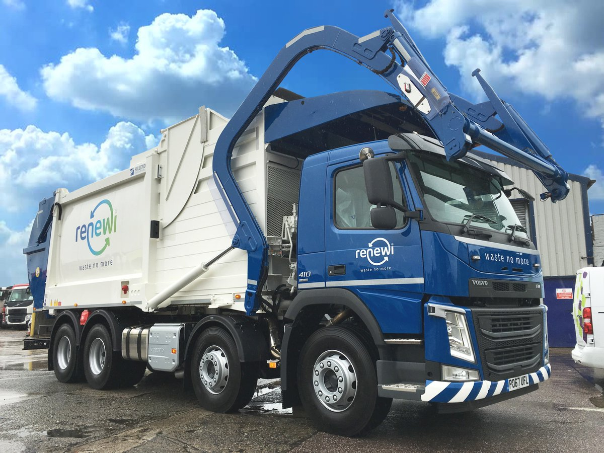 We are looking forward to welcoming our new #Renewi #truck in #ArgyllandBute next week and hoping the sky stays this blue for its arrival!<br>http://pic.twitter.com/ItKIhQ8f0a