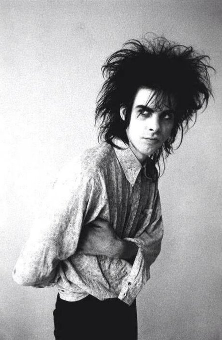 Happy 60th birthday to The Gothfather himself Mr Nick Cave