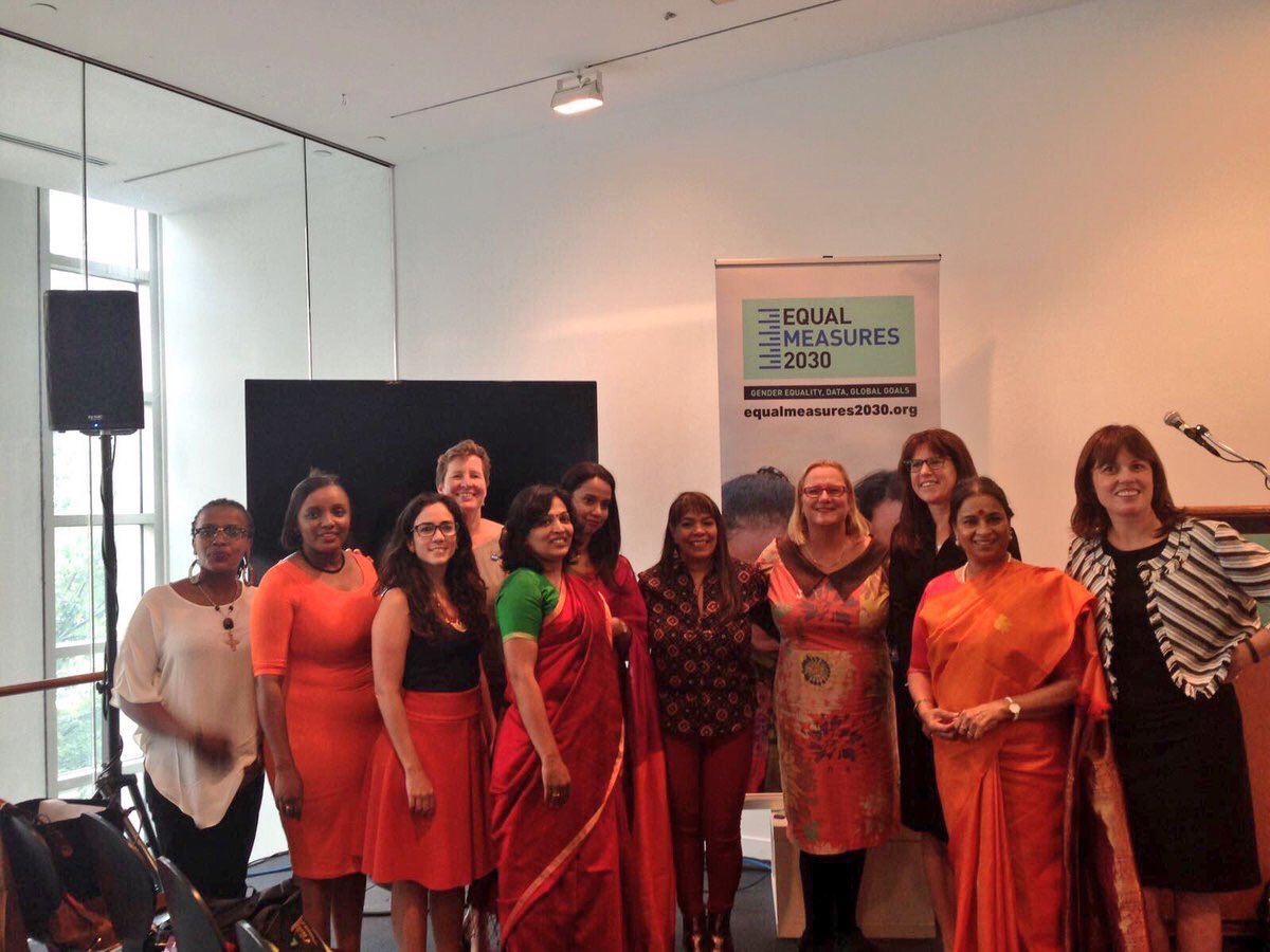 Colorful @Equal2030 event. 1 of the best in my #UNGA72. Learned a lot. Got even more dedicated to data #genderequality. Thx co-presenters. <br>http://pic.twitter.com/bCHKL9XWbt