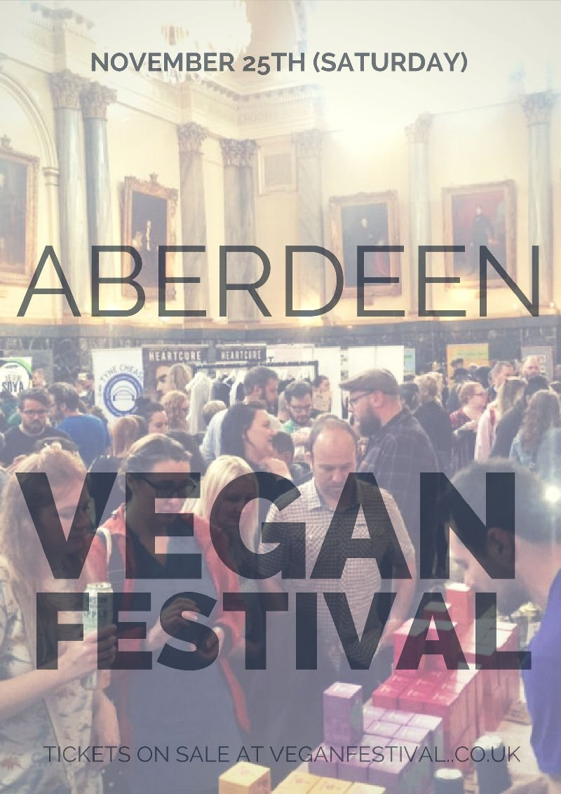 Come and visit our #Aberdeen #Ethical Winter Fest This November  http:// veganfestival.co.uk/aberdeen-vegan -festival-november-2017 &nbsp; …   #vegan #ethical #Scotland #scotland #Sustainability<br>http://pic.twitter.com/94MAP3Lt0h